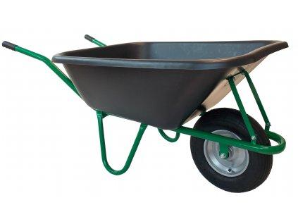 98102 03 zahradni kolecko 120l wheelbarrow 120l