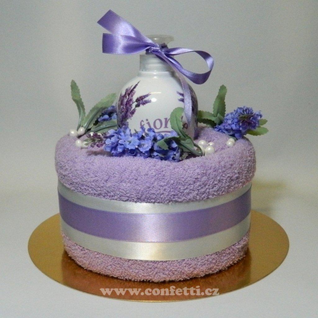 dort fialovy s tekutym mydlem 1