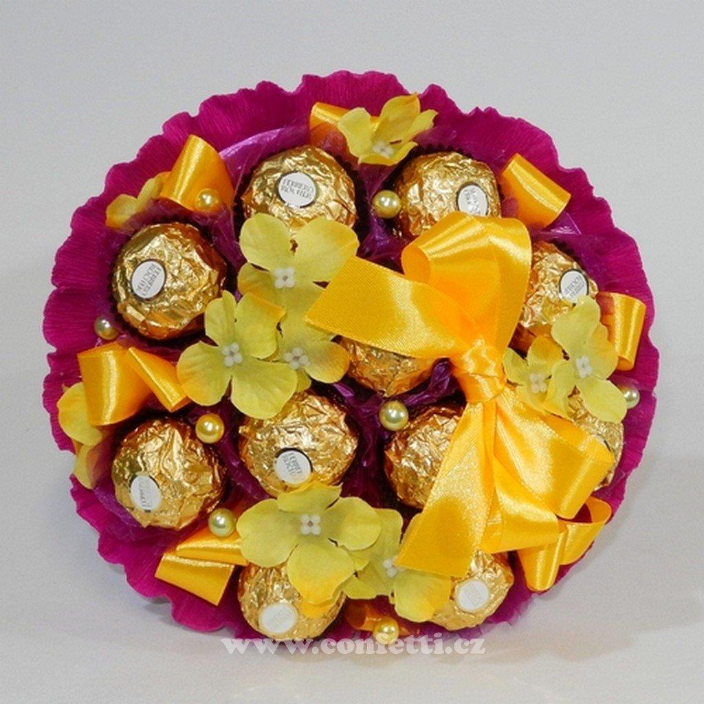 kytice z bonbonu neapol 1