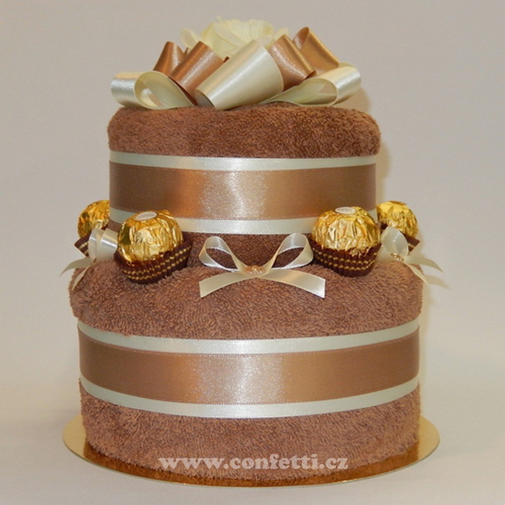 dvoupatrovy dort robin 1