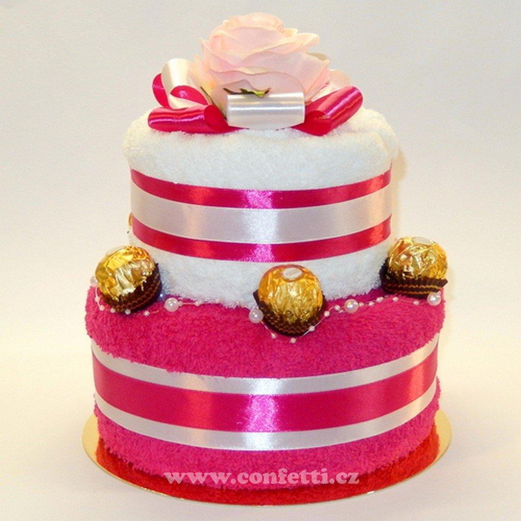 dvoupatrovy dort zaneta 1