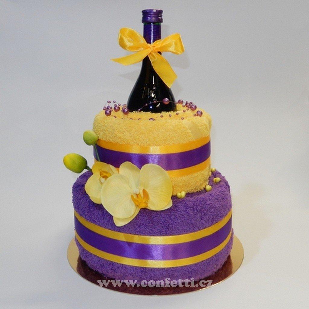 dvoupatrovy dort diana 1