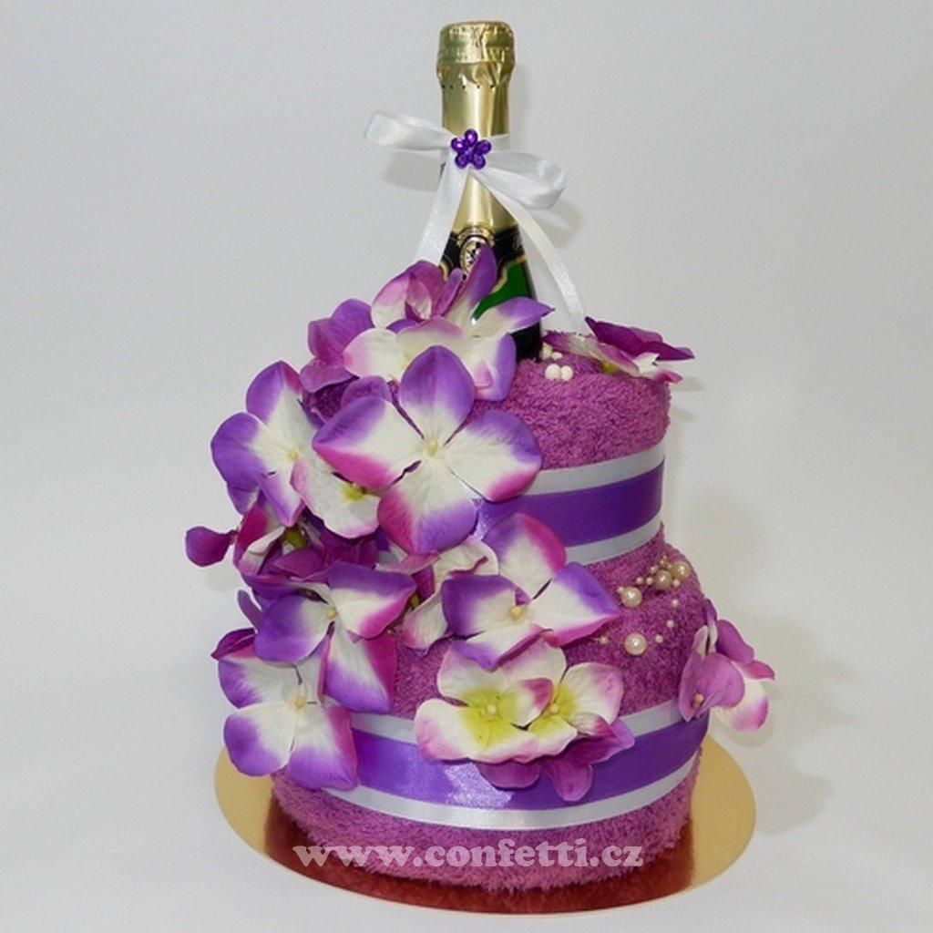 dvoupatrovy dort anita 1