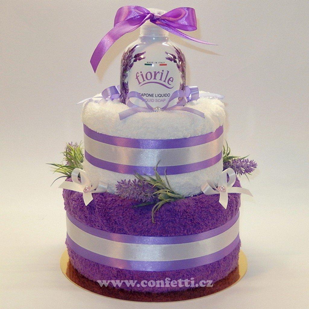 dvoupatrovy dort linda 1