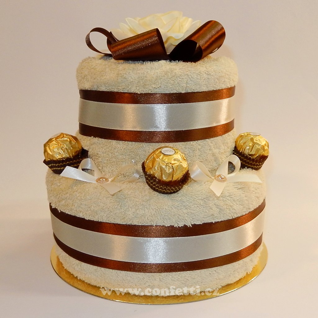 dvoupatrovy dort george 1