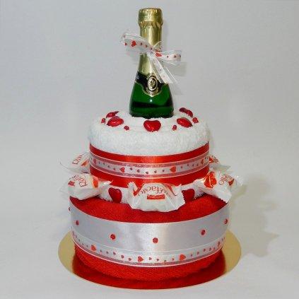 dvoupatrovy dort margo 1