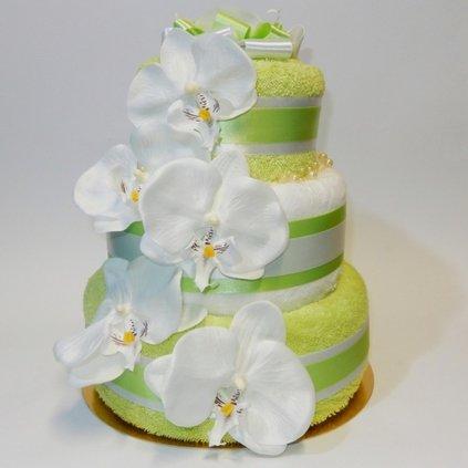 tripatrovy dort pro novomanzele 1