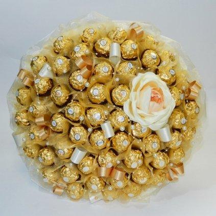 kytice z bonbonu verona 1