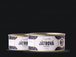 Jatrovka 110g congrady