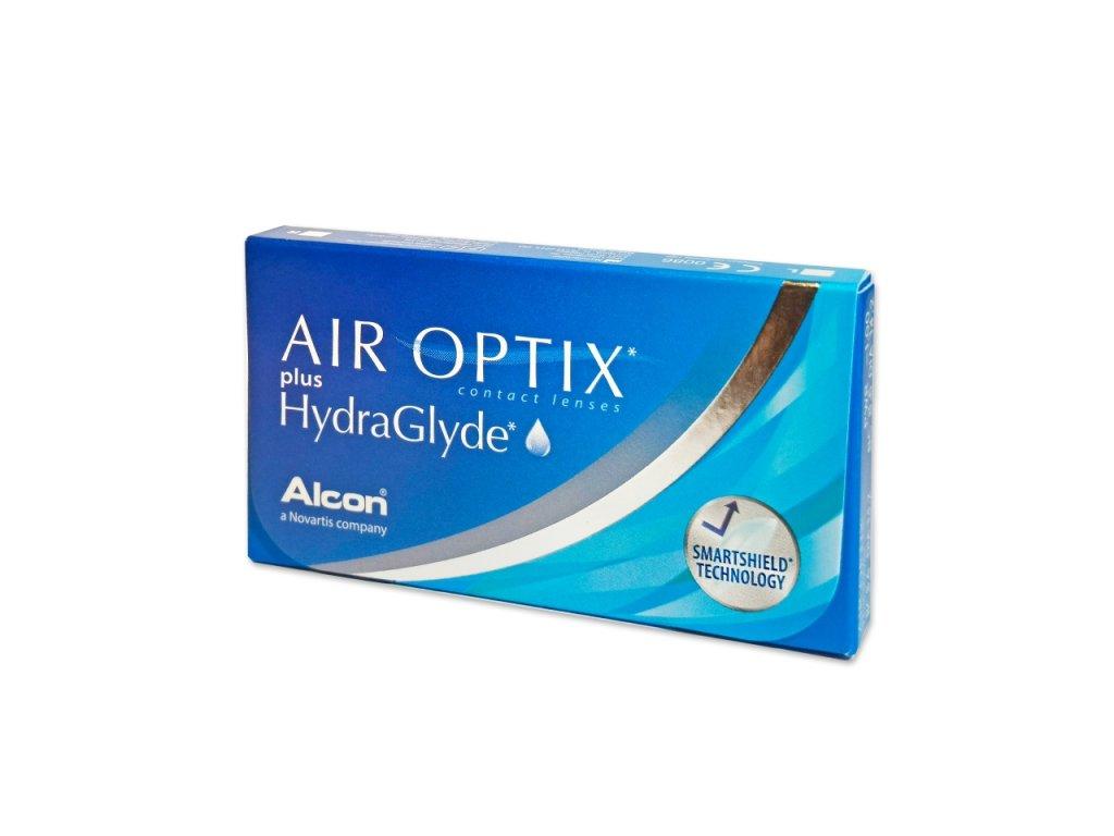 Air Optix Plus