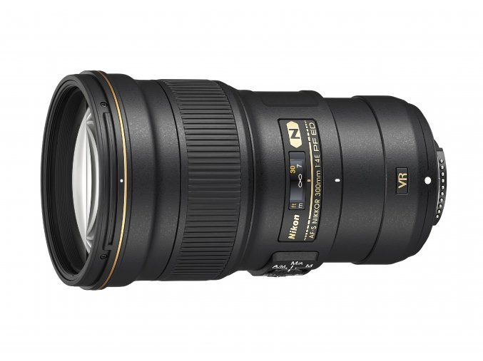 Nikon AF-S VR Nikkor 300mm f4E PF ED