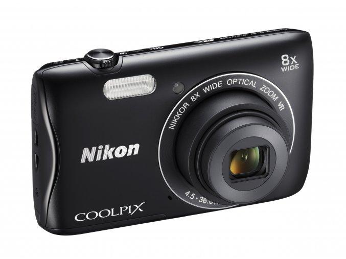 Nikon Coolpix S3700 - archiv