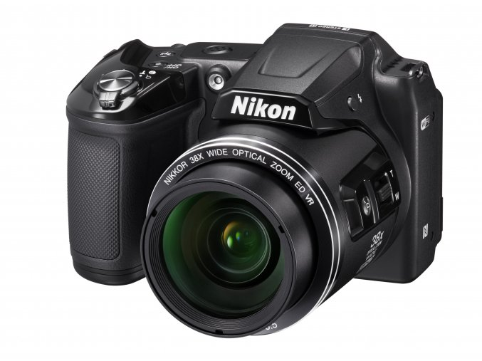 Nikon Coolpix L840 - archiv