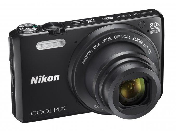 Nikon Coolpix S7000 - archiv