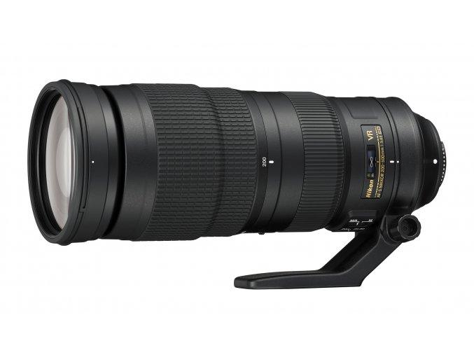 Nikon AF-S VR Nikkor 200-500mm f5,6E ED - zpětný bonus 2.600,-Kč