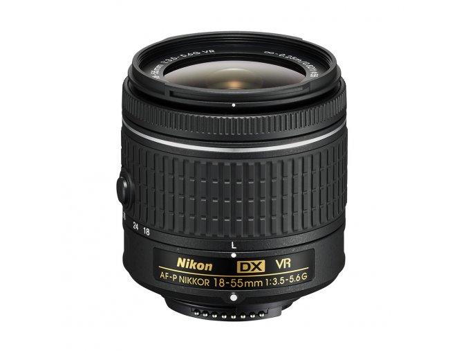 Nikon AF-P DX VR Nikkor 18-55mm f3,5-5,6G