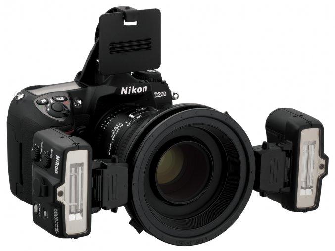 Nikon SB-R1 Macro zábleskový kit bez SU-800