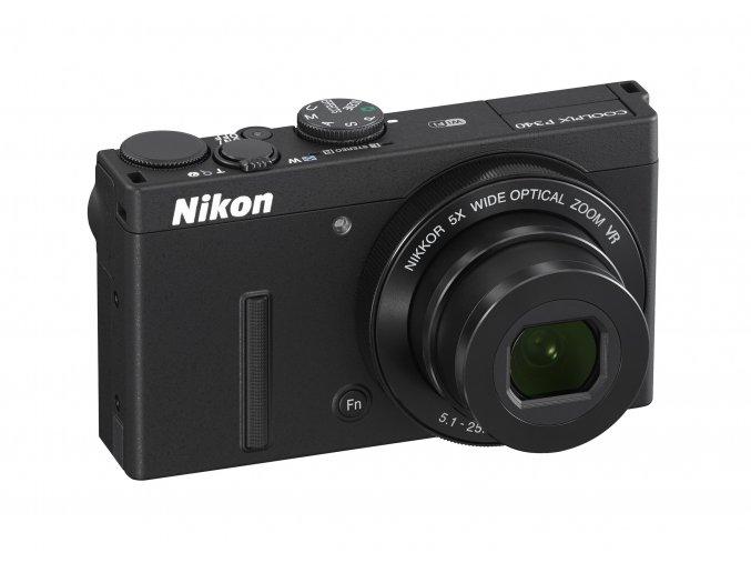 Nikon Coolpix P340 - archiv