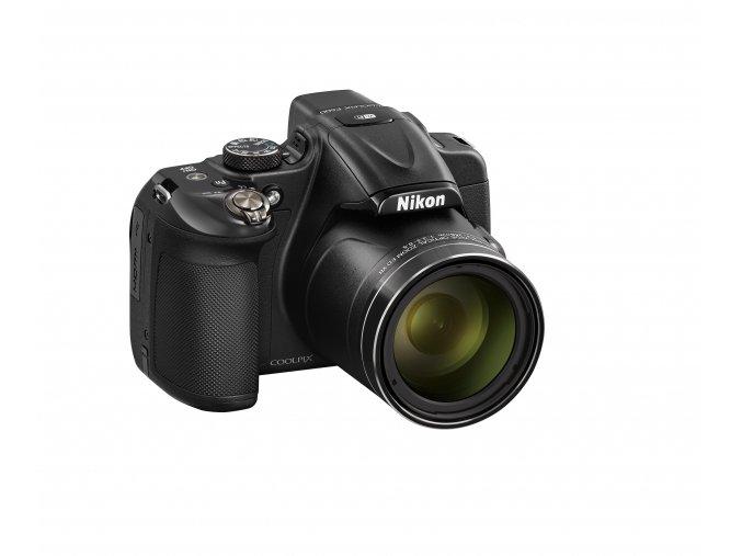 Nikon Coolpix P600 -archiv