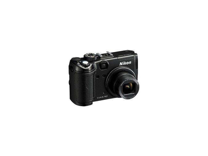 Nikon Coolpix P6000 - archiv