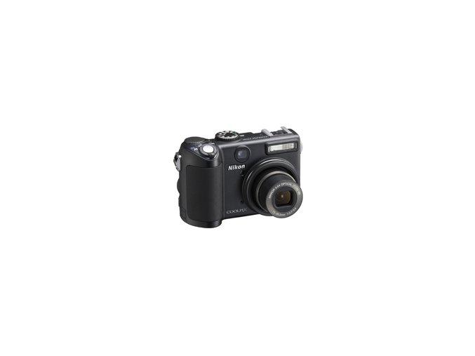 Nikon Coolpix P5100 - archiv