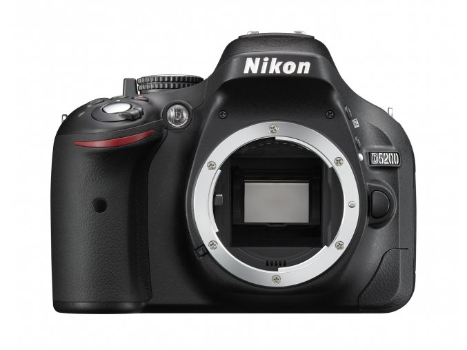 Nikon D5200 tělo - archiv