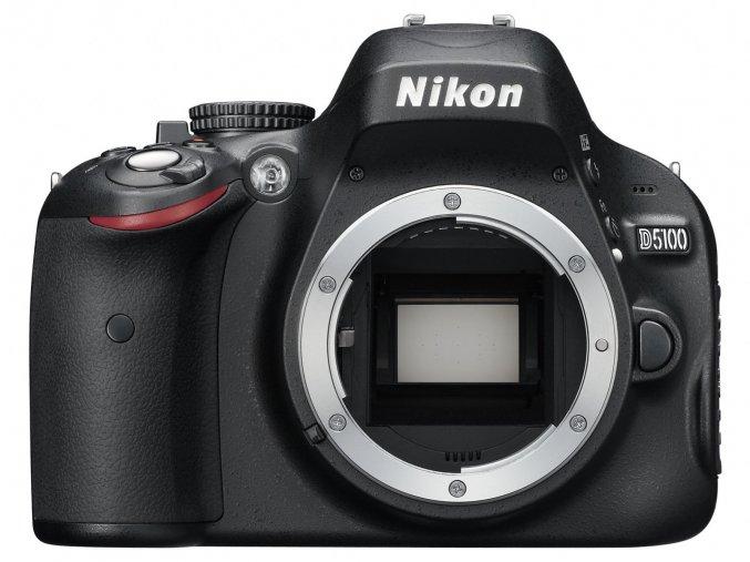 Nikon D5100 - archív