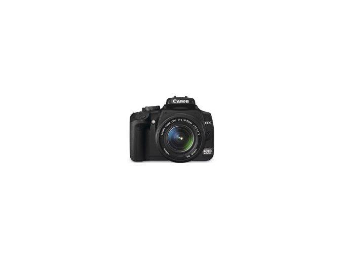 Canon EOS 400D tělo - archiv