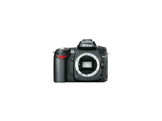 Nikon D90 tělo - archív