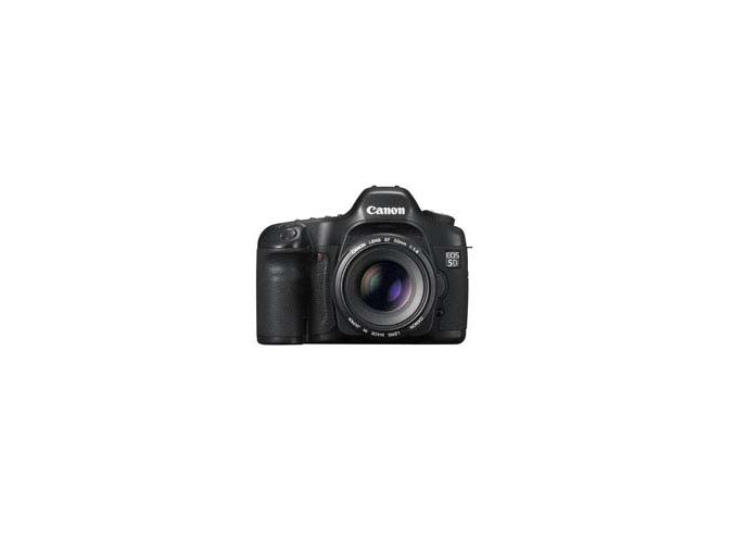 Canon EOS 5D Mark II tělo - archiv