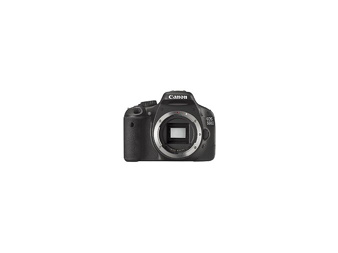 Canon EOS 550D tělo - archiv