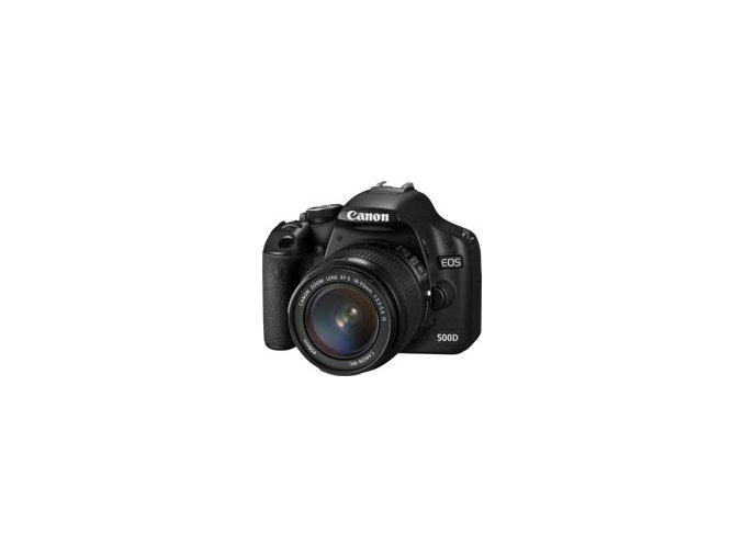 Canon EOS 500D tělo - archiv