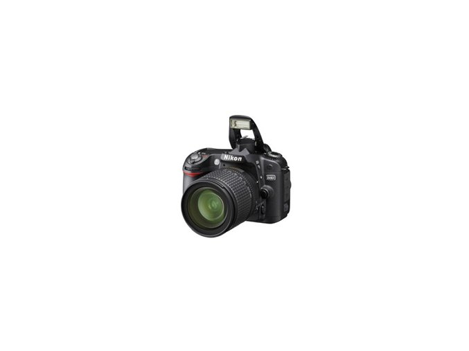 Nikon D80 tělo - archiv