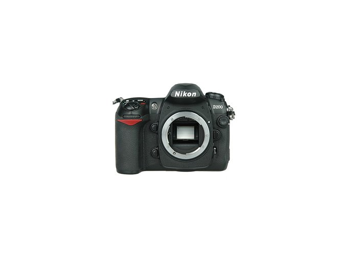 Nikon D200 tělo - archív