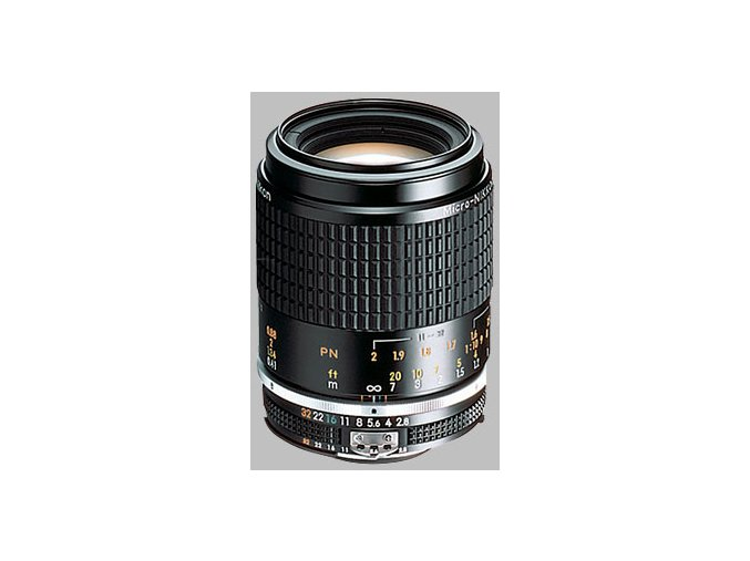 Nikon MF Micro Nikkor 105mm f2.8