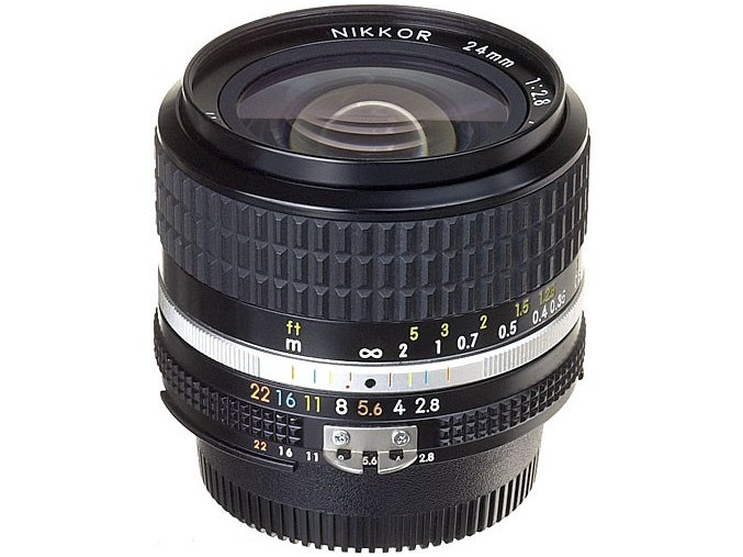 Nikon MF Nikkor 24mm f2.8