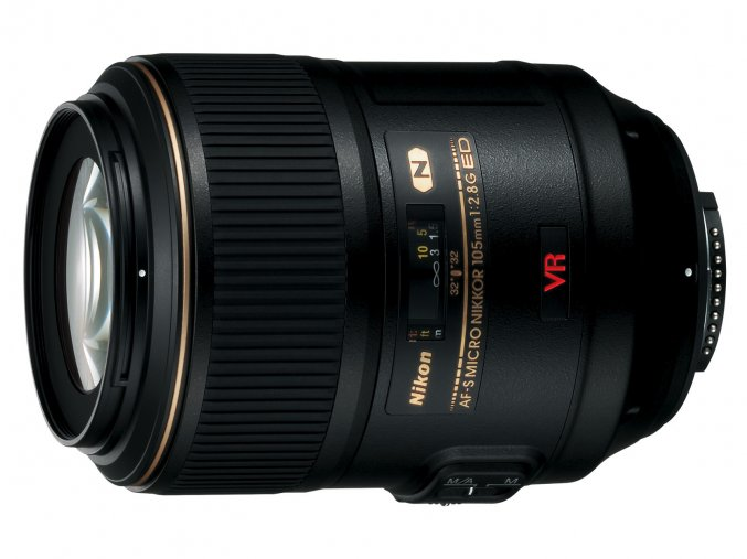 Nikon AF-S VR Micro Nikkor 105mm f2.8G IF-ED