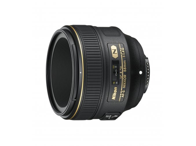 Nikon AF-S Nikkor 58mm f1.4G