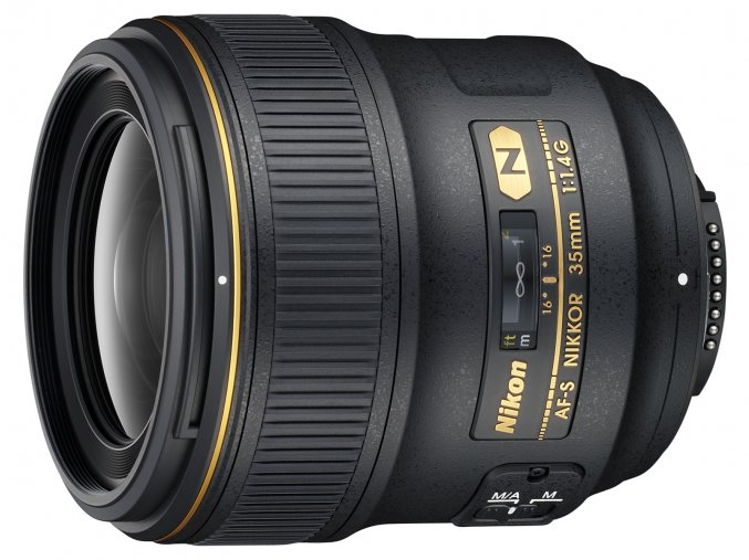 Nikon AF-S Nikkor 35mm f1,4G