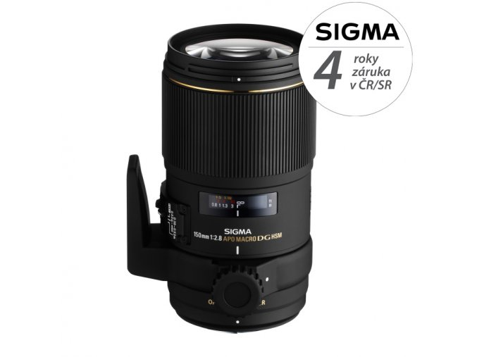 Sigma APO MACRO 150mm f2,8 EX DG OS HSM