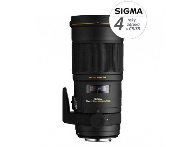 Sigma APO MACRO 180mm f2,8 EX DG OS HSM