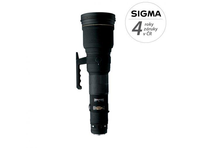 Sigma APO 800mm f5,6 EX DG HSM