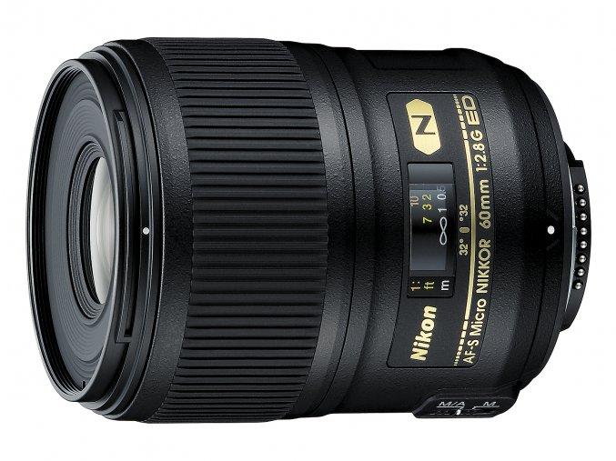 Nikon AF-S Micro-Nikkor 60mm f2,8G ED