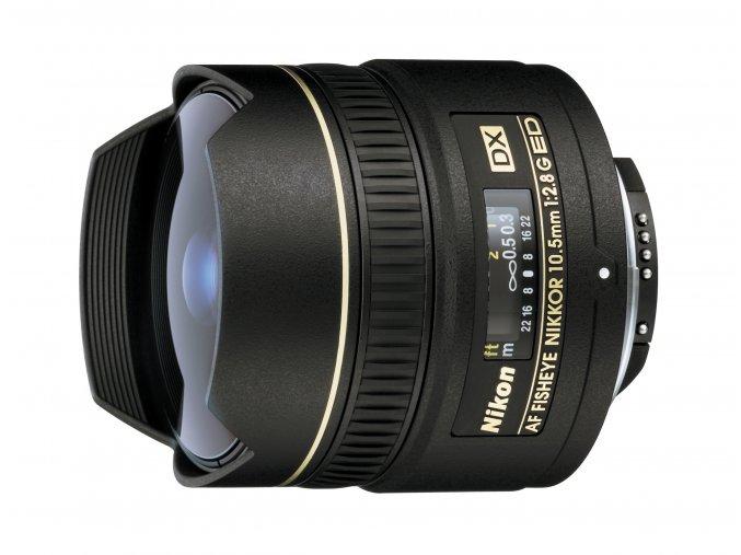Nikon AF DX Fisheye-Nikkor 10,5mm f2,8G IF-ED
