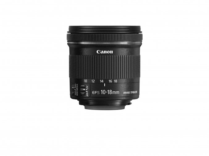 Canon EF-S 10-18mm f4,5- 5,6 IS STM
