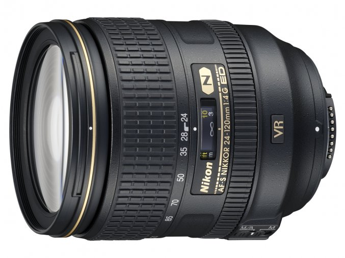Nikon AF-S VR Nikkor 24-120mm f4G ED