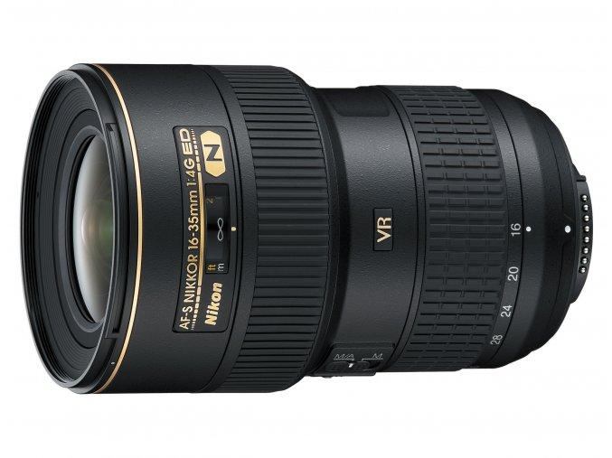 Nikon AF-S VR Nikkor 16-35mm f4G ED