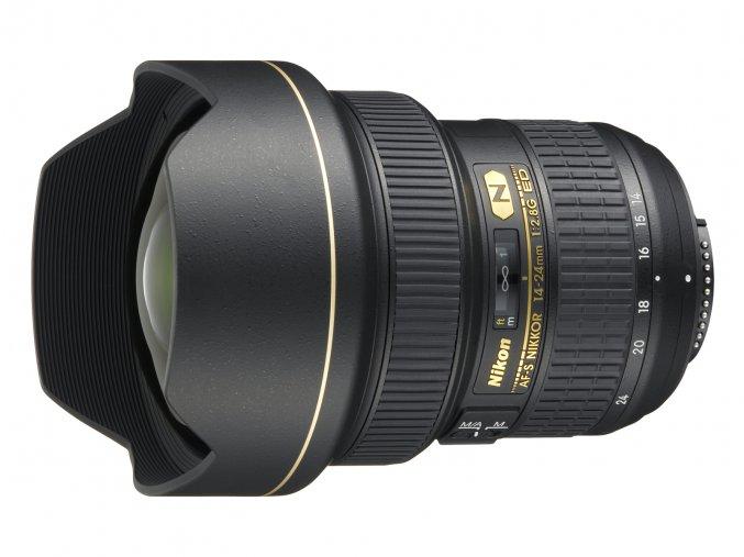 Nikon AF-S Nikkor 14-24mm f2,8G ED