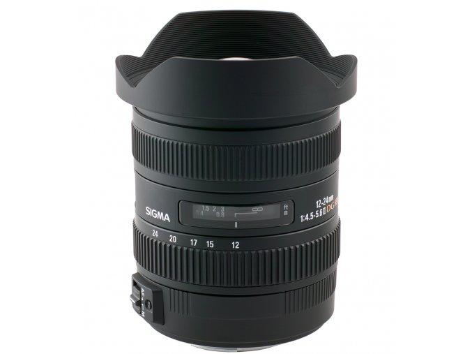 Sigma 12-24mm f4,5-5,6 II DG HSM
