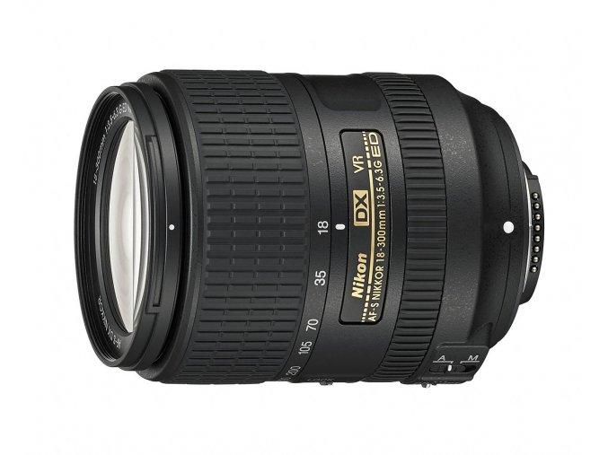 Nikon AF-S DX VR Nikkor 18-300mm f3,5-6,3G ED